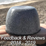 Latest orgones feedback (2018 to 2019), and price adjustments
